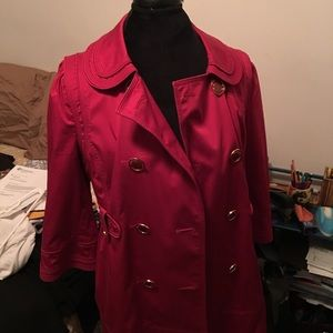 Juicy couture 3/4 sleeve jacket